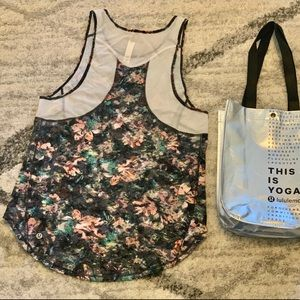 Brand new with tag lululemon tank top